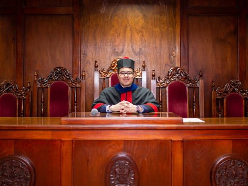 Graduación José Villatoro